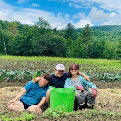 Heartbeet Lifesharing gardeners
